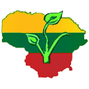 Lietuvos sodininkų bendrijų asociacijos logotipas