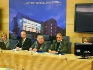 Posėdis Seime (slideshow)