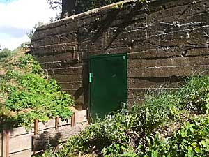 Lentainių piliakalnio bunkeris (prezentacija)