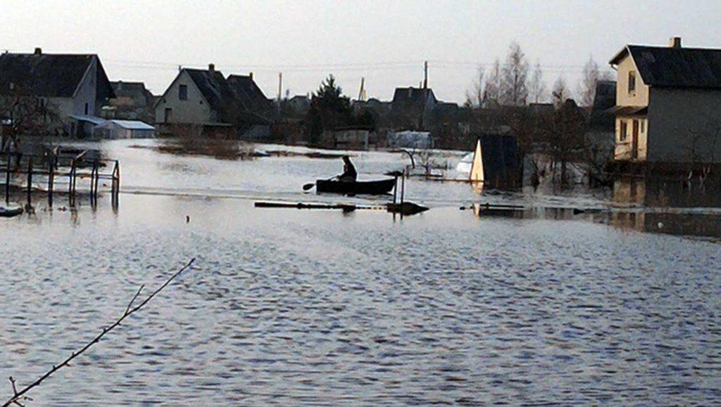 Noriu namo (potvynis, 2010 kovas)
