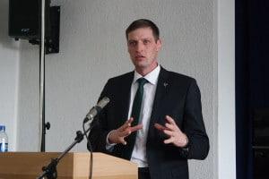 Kęstutis Mažeika, Seimo Aplinkos apsaugos komiteto pirmininkas